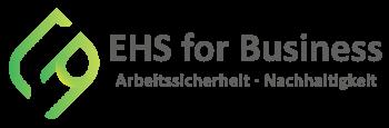 EHS - Business - Beratung in Arbeitssicherheit & Nachhaltigkeit